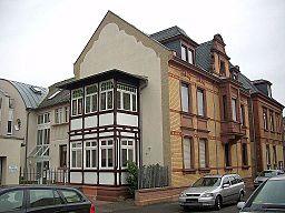 Waldstraße in Mainz