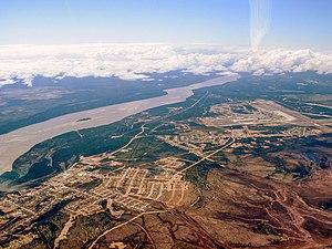 Happy Valley-Goose Bay - Image: Goose Bay Labrador (2513512285)