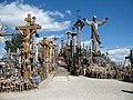 Gora krestov Kryžių kalnas Hill of Crosses 2.jpg