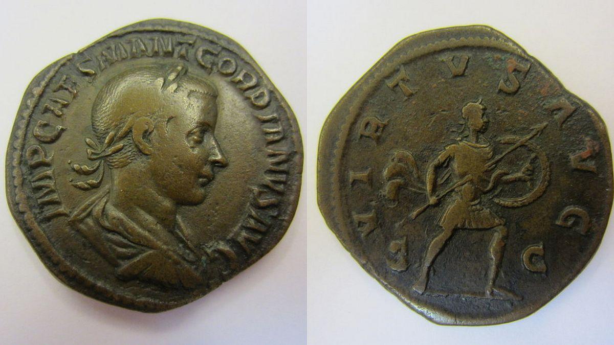 Symboles des monnaies romaines wikip dia - Symbole de l eternite ...
