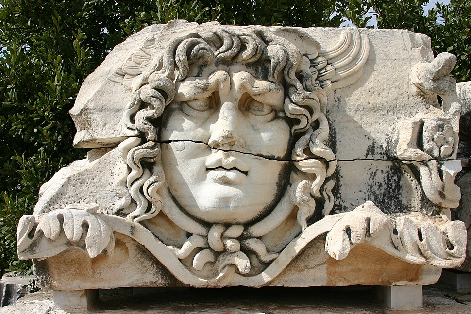 Gorgona in Didyma (2)