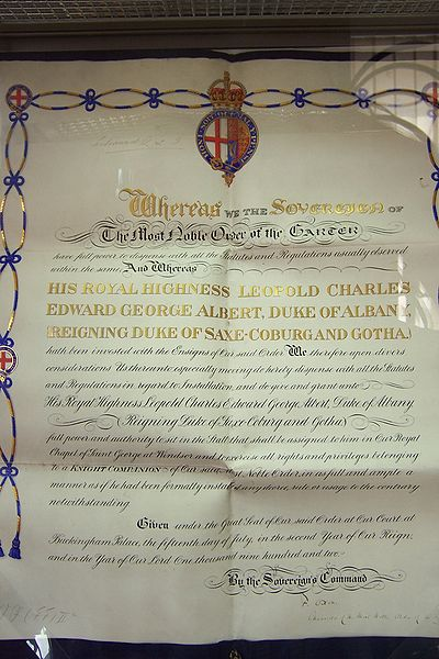 File:Gotha Order of the Garter.JPG