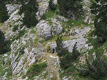 Gouffre de la pierre saint martin wikip dia - Office de tourisme la pierre saint martin ...