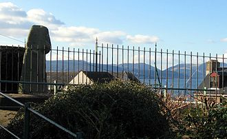 Gourock - The Granny Kempock Stone