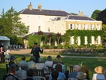 Government House, Jersey, Queen's Birthday reception 2005.jpg