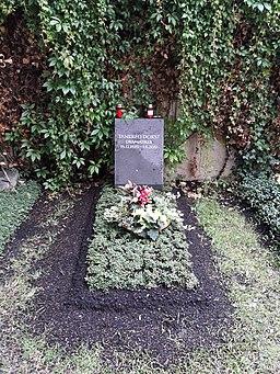 Grabstätte Tankred Dorst