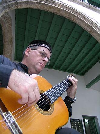 Luis Manuel Molina - Concert in the Fine arts museum, 2012, Havana