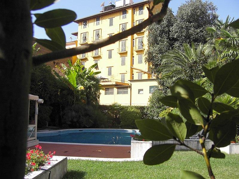 Montecatini Grand Hotel La Pace