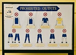 Kleiderordnung Im Grand Hotel Personalservice