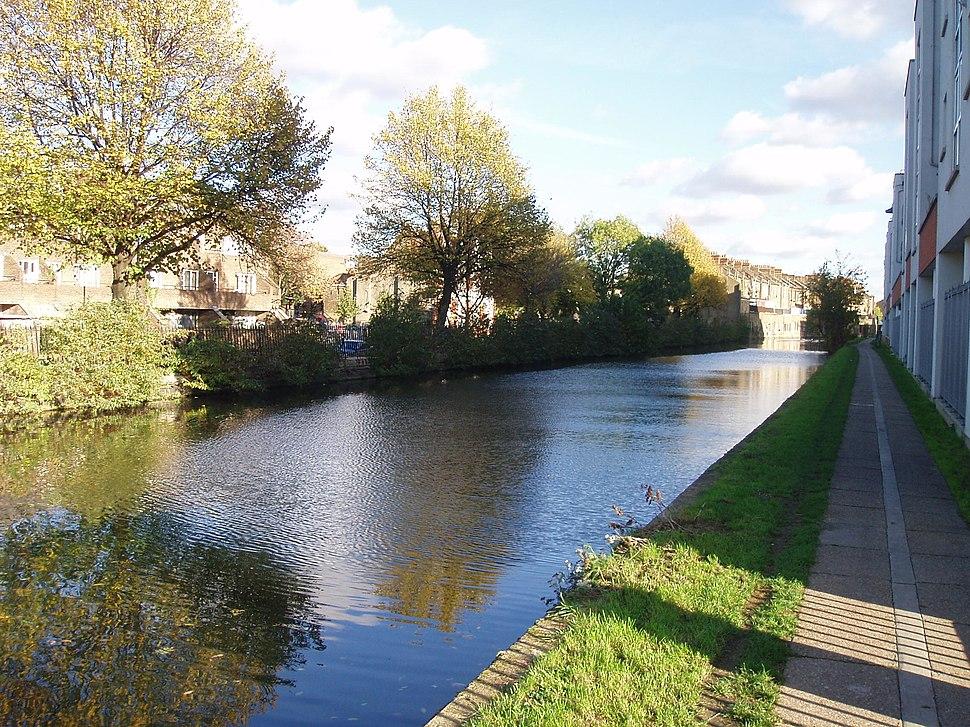 Grand Union Canal (near Westbourne Park)