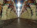Grand corridor,rameshwaram temple,tamilnadu - panoramio.jpg