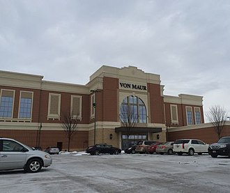 The Greene Town Center - Von Maur Anchor Store