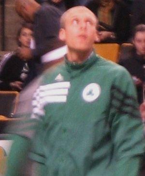 Greg Stiemsma - Stiemsma with the Boston Celtics