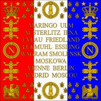 Grenadier Pied 1 1812 Revers