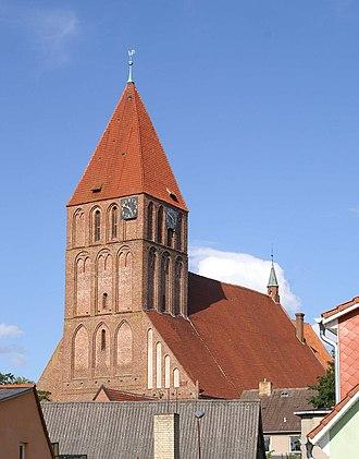 Grimmen - Church of Saint Mary