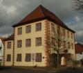 Grossenlueder hessen stiftskapitularisches amtshaus 2.png