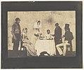 Group Taking Tea at Lacock Abbey MET DP314819.jpg