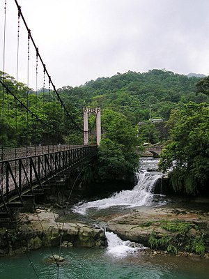 Keelung River - Keelung River upstream