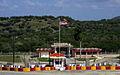 Guantanamo's northeast gate.jpg
