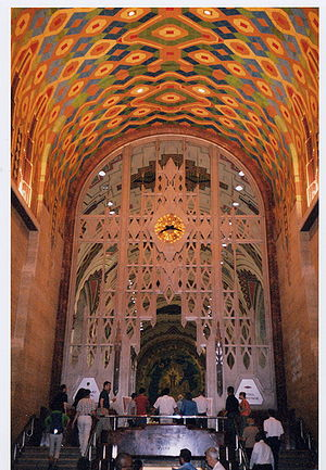 Architecture of metropolitan Detroit - The Guardian Building, a National Historic Landmark by Wirt Rowland.