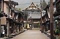 Gujo-shi Gujo-hachiman kitamachi, Gifu, castle town.JPG