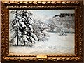 Gustave courbet, paesaggio innevato, 1868.jpg