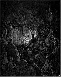 Gustave dore crusades barthelemi undergoing the ordeal of fire.jpg