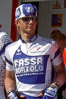Volodymir Gustov Ukrainian cyclist