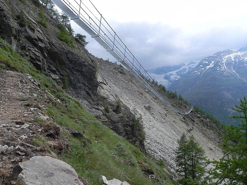 Belas paisagens na Suíça