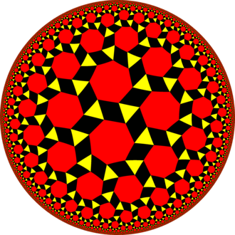 Snub triheptagonal tiling - Image: H2 snub 237b