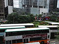 HK Central 8 Connaught Road Kitchee v Arsenal bus body ads June-2012.JPG