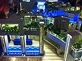 HK ICC Imperial Cullinan showflats 西九龍 瓏璽 房展 示範單位 model building coach bus entrance July-2011.jpg