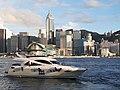 HK TST 尖沙咀 Tsim Sha Tsui 梳士巴利花園 Salisbury Garden public piers 維多利亞港 Victoria Harbour 黃昏 evening June 2020 SS2 21.jpg