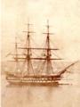 HMS Indus, Flagship, Halifax, Nova Scotia 1858-1860.png