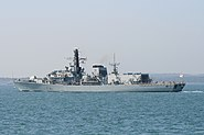 HMS Sutherland family day out-42