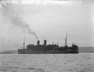 RMS Viceroy of India - Image: HMS Viceroy of India FL4528