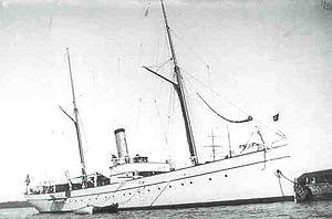 HNoMS Heimdal (1892) - Image: H No MS Heimdal