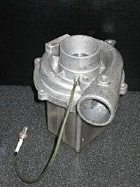 Aeristech 2009 Prototype Electric Compressor
