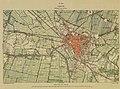 HUA-214045-Topografische kaart van de stad Utrecht met wijde omgeving; met weergave van de verkavelingen bebouwing wegen spoorwegen watergangen enz -het gebied t.jpg