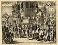 HUA-32354-Afbeelding van een processie en mislezing door katholieke Fransen te Utrecht in een gefantaseerde omgeving tijdens de oorlog met Frankrijk.jpg