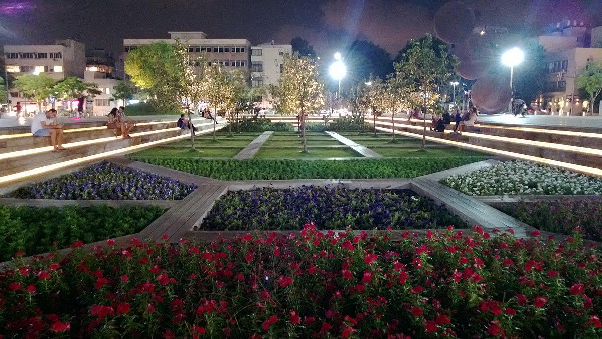 Image result for habima square tel aviv