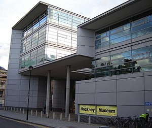 Hackney Museum - Hackney Technology and Learning Centre (includes Hackney Museum and Central Library)