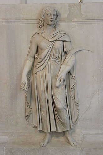 Thracia - Personification of the province of Thrace from the Hadrianeum
