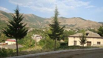 Hadrut (town) - Image: Hadrout 001