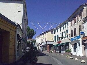 Hagetmau - Image: Hagetmau, centre ville