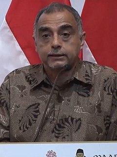 Haidar Bagir Indonesian entrepreneur, philanthropist, author and lecturer