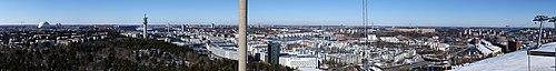 Hammarbyhöjden utsikt 3