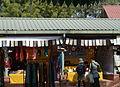 Handicraft shops at Dastkar Nature Bazaar, Mehrauli.JPG