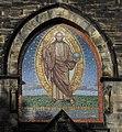 Hannover - Markuskirche - Mosaik Christus.jpg