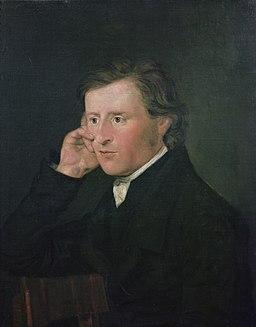 Hans Leganger Reusch - Portrett av J.C. Dahl